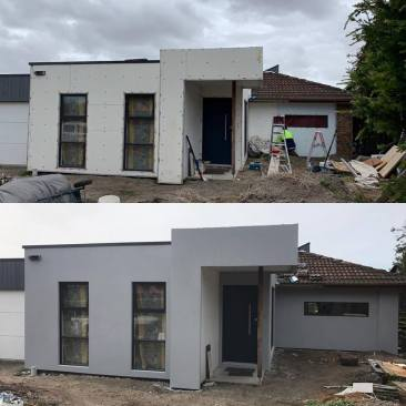 Before and After Render Cranbourne