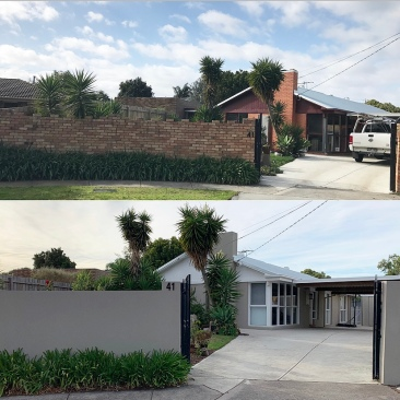 Render Chelsea Heights Before and After